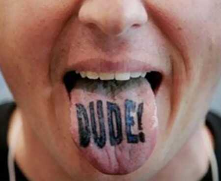 Top 10 Tongue tattoo ontwerpen