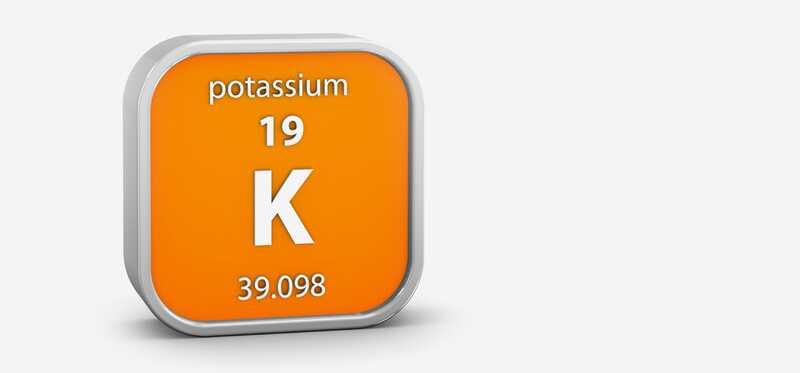 Top 10 fordele ved kalium