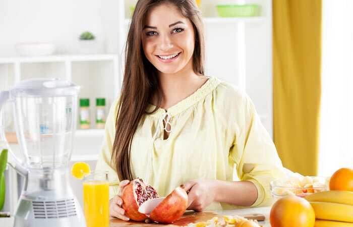 30 úžasné výhody Granátové jablká na pokožku, vlasy a zdravie