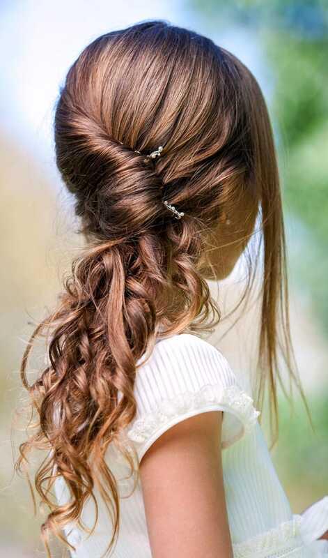 Top 13 madingų šukuosenų vaikams