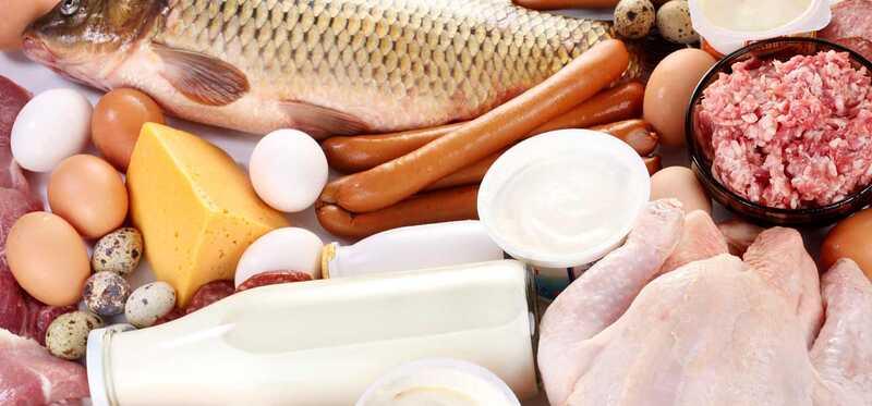 Top 10 vitamín B6 Bohaté jedlá