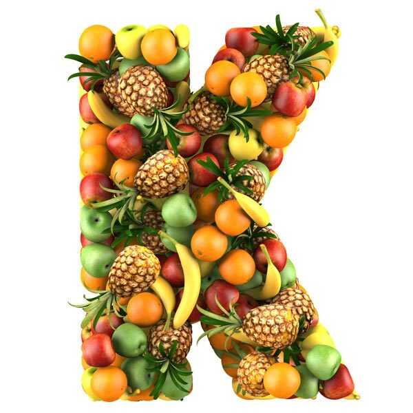 Top 10 bohatých potravín s vitamínom K