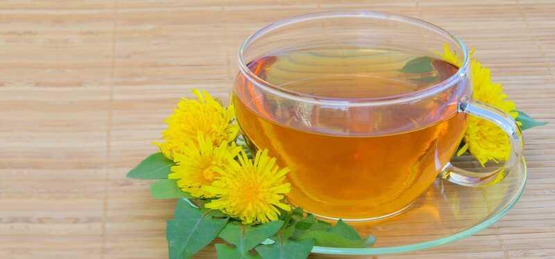 15 úžasné zdravotné prínosy púpava čaju