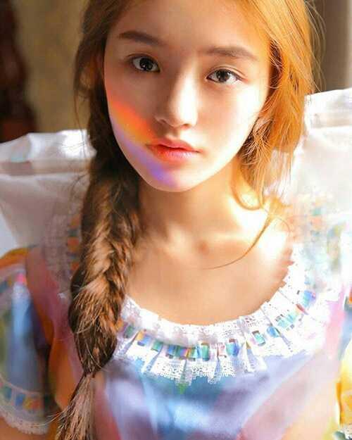 Top 30 hermosas chicas chinas