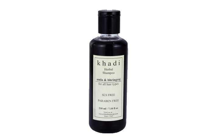 Top 11 dabiskās šampūnas ir pieejamas