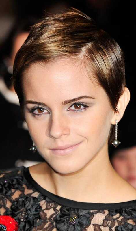 10 madinga įžymybė įkvėpė trumpą šukuoseną