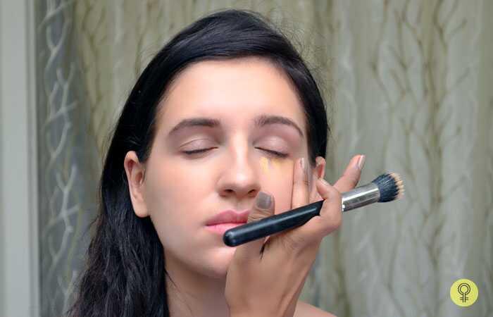 Tutorial - Sådan gør du lyse makeup