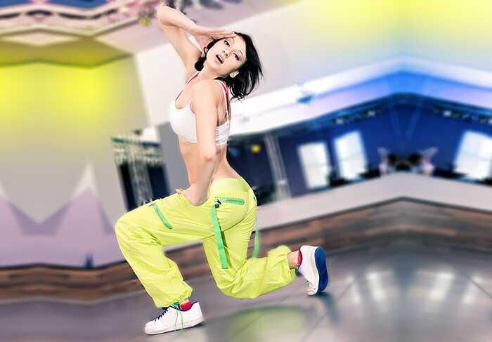 4 tipo aerobikos šokiai ir jų nauda