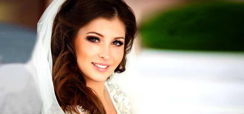 Ultimate svadobné makeup sprievodca pre hnedé oči
