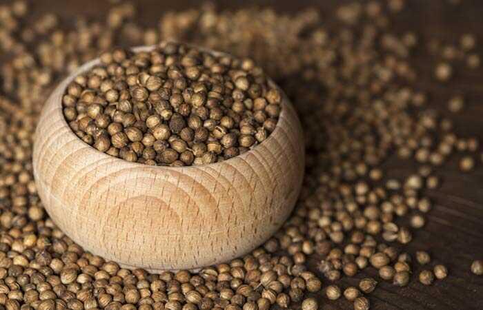 10 neočakávaných vedľajších účinkov koriandrových semien