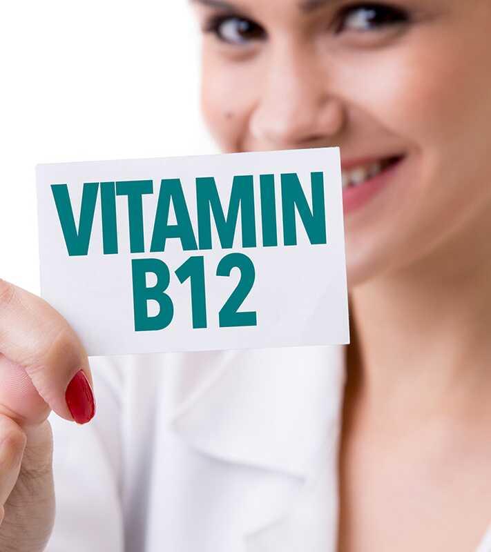 Má nedostatok vitamínu B12 viesť k zvýšeniu hmotnosti?