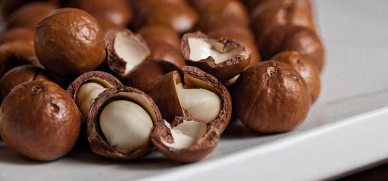 17 úžasné zdravotné prínosy macadamia orechy