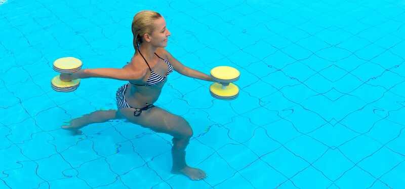 Aeròbic aquàtic: què és i quins són els seus beneficis?
