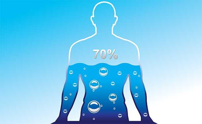 Voda terapia pre chudnutie: Aké sú kroky?