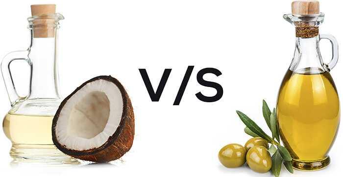 Aké sú rozdiely medzi ricínovým olejom a kokosovým olejom?