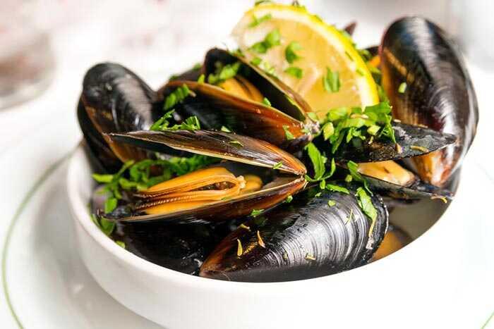 19 fantastiske sundhedsmæssige fordele ved muslinger (teesari)