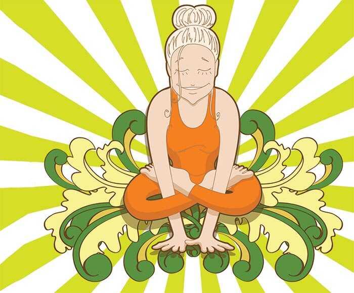 Čo je Kukkutasana jóga a aké sú jej výhody?