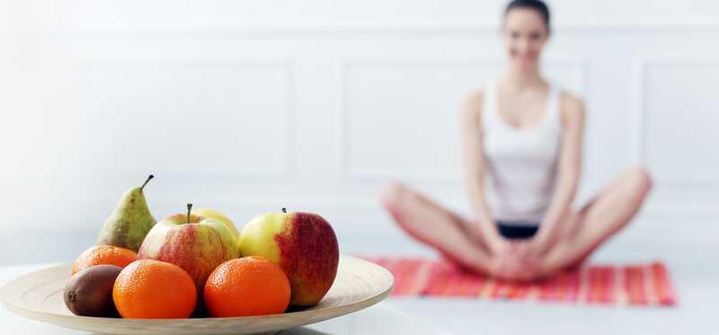 Hvad skal du spise før og efter yoga?