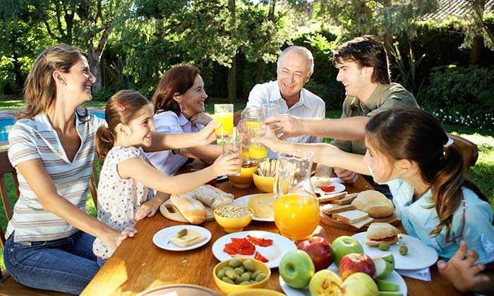 Prečo je zdravé jedlo Dôležité?