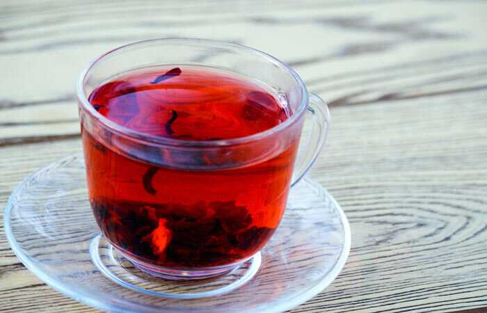 10 úžasných zdravotných prínosov ružového čaju