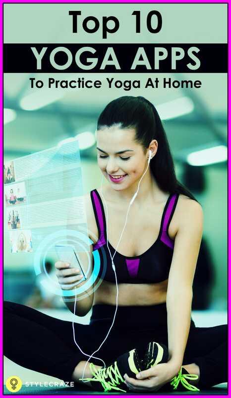 10 bedste yogaapps til iPhone og Android til at praktisere yoga