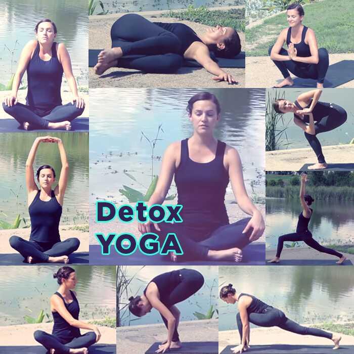 5 cvičení jogy pre lepšie trávenie