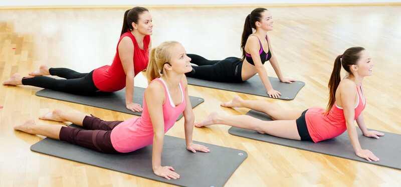 Top 10 kurzov jogy v Bombaji