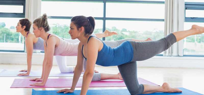 Top 10 Yoga lessen in Pune