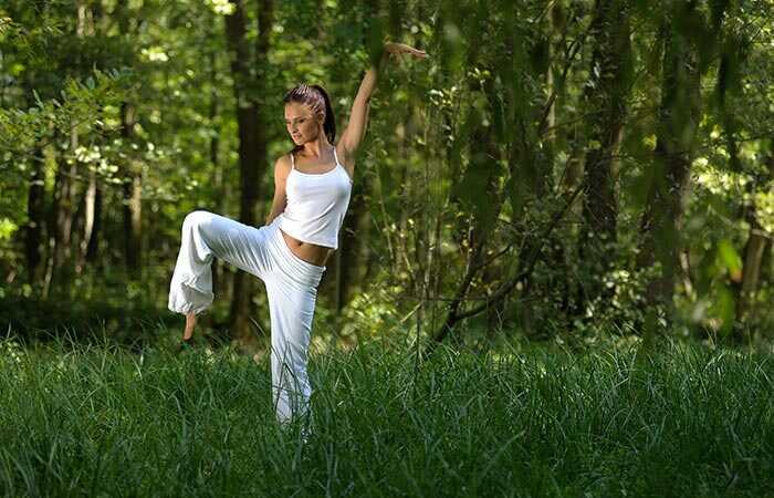 Jóga tanečná terapia - Super nadšená forma jogy