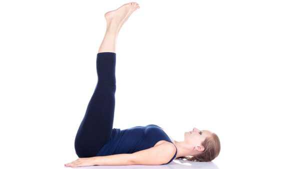 Топ 5 јога инверзија претставува за почетници