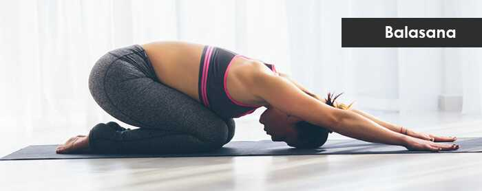 Top 6 Yoga Poses voor ontspanning