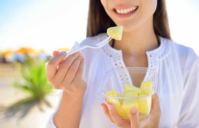 27 Belangrijke voordelen van Ananas (Ananas) voor huid, haar en gezondheid