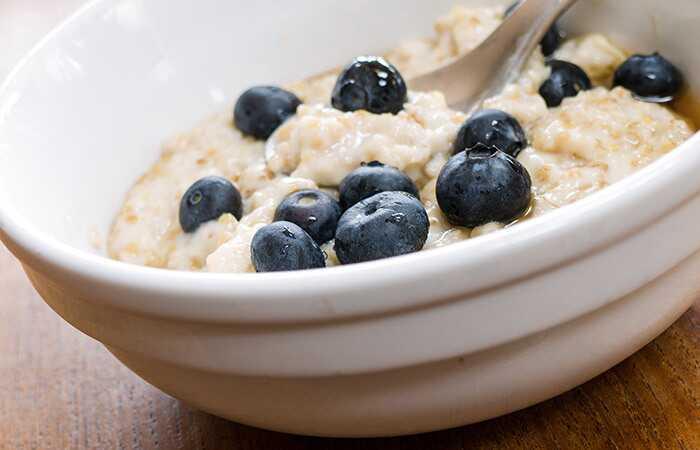 10 Yummy brokastu receptes, lai izmēģinātu svara pieaugumu