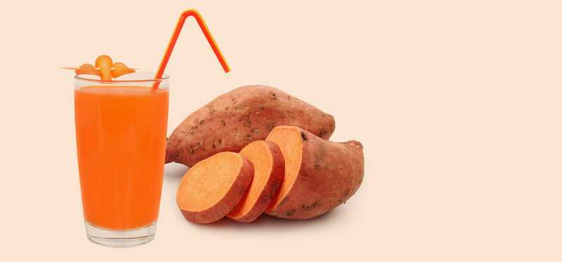 11 úžasné zdravotné prínosy sladkej zemiakovej šťavy (Shakarkandi Ka Ras)