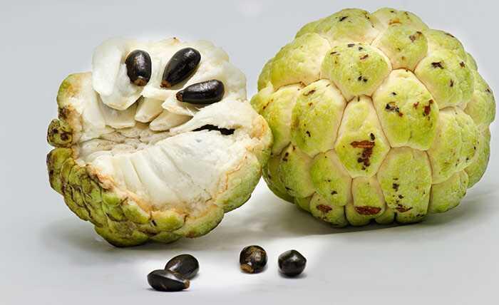 7 aplicaciones asombrosas de las semillas de la manzana de la crema