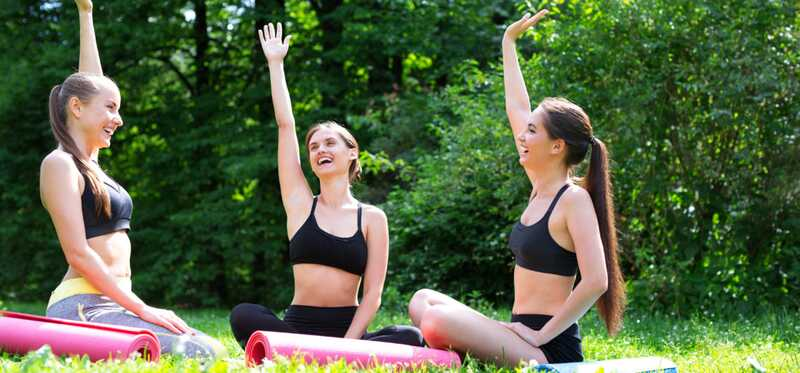 7 fantastiske Yoga Asanas til teenagere