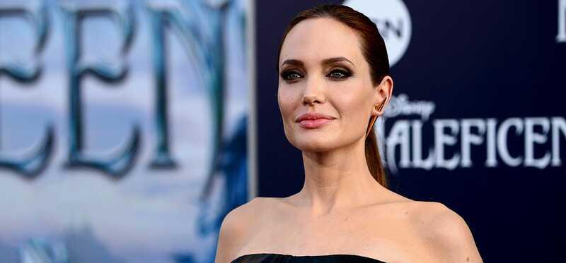 Angelina's make-up, schoonheids- en fitnessgeheimen onthuld