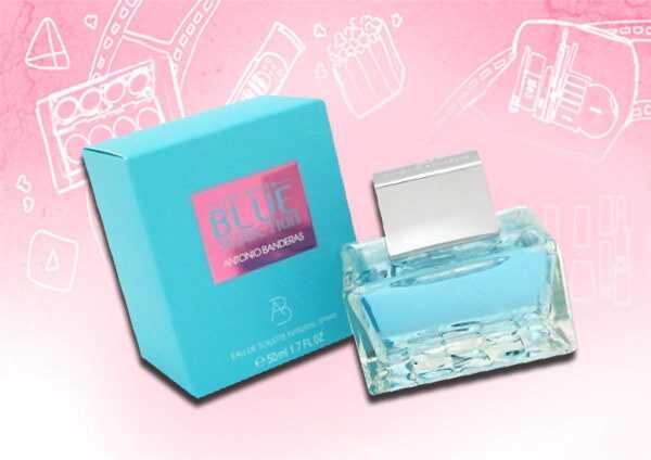 Top 10 Antonio Banderas naiste parfüümid