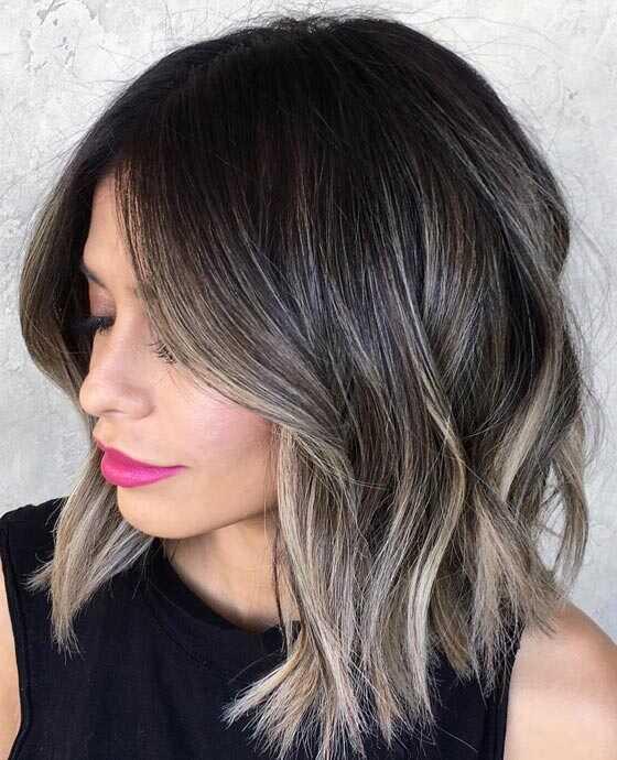 30 idees de color de cabells roses de Ash que voldreu provar