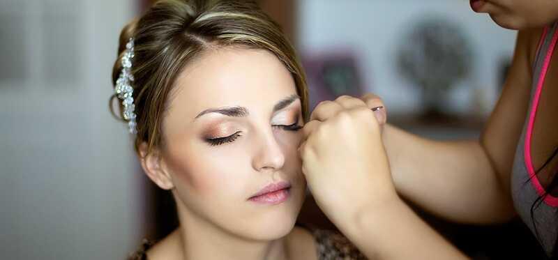 Awesome Engagement makeup - krok za krokom tutorial s obrázkami