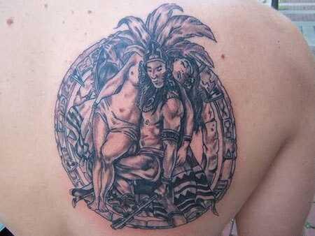 Top 10 Azteek tattoo ontwerpen
