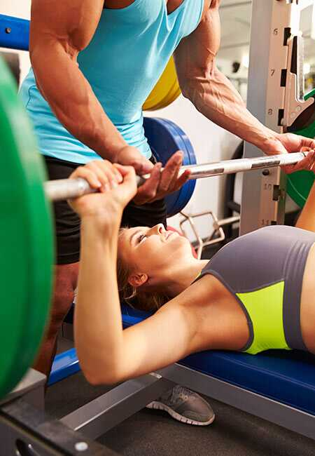 Top 10 cvičenie pre ženy