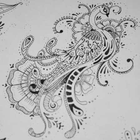 Top 10 mooie Mehndi stickers voor u