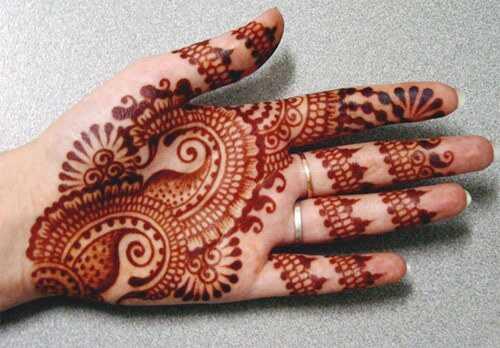 10 smukke Punjabi Mehndi designs