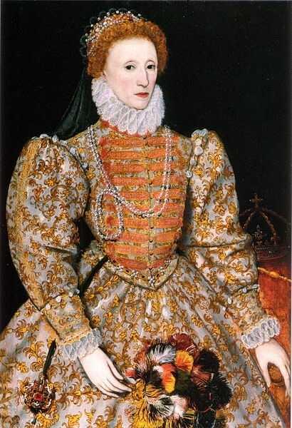 Krása počas alžbětínskej doby