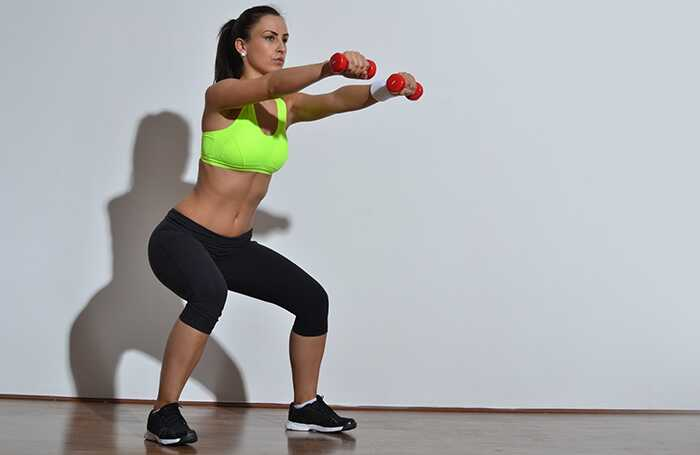 15 Minute Full Body Workout å tone kroppen din