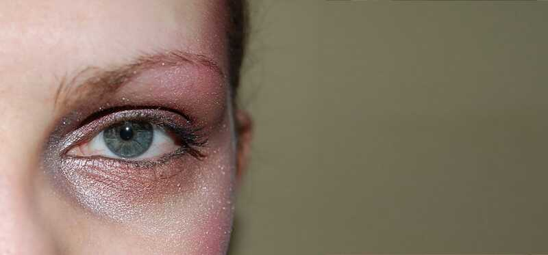 Krása tipy pre šumivé oči