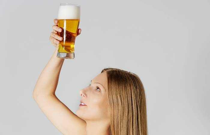 Paano gamitin ang Beer para sa paglago ng buhok?