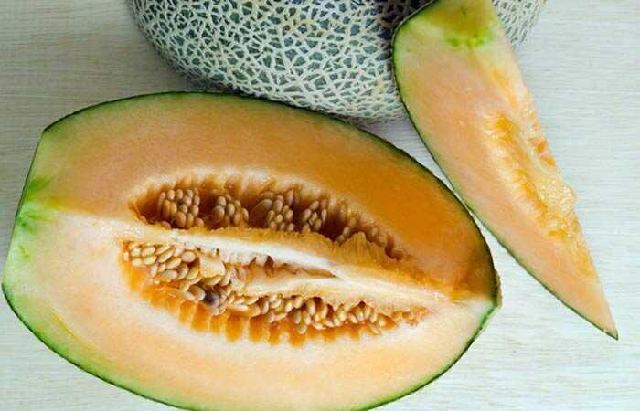 23 millors beneficis del Cantaloupe (Kharbuja) per a la pell, el cabell i la salut