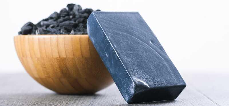 10 úžasných výhod mydla z uhlia